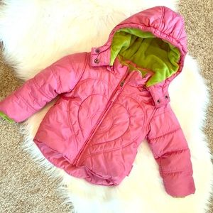 Other - Pink and green weatherproof 2T jacket